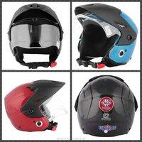 Cruze Grip Open Face Bike Helmet