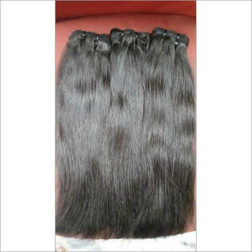 Virgin Black Human Hair