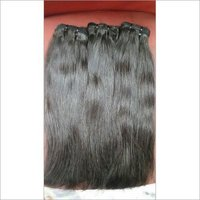 Virgin Black Human Hair