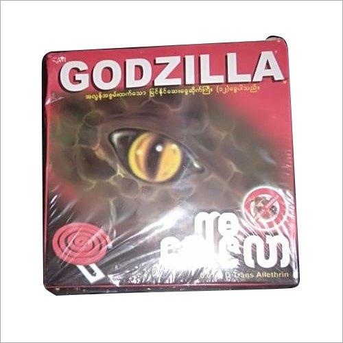 12 Pcs Godzilla Mosquito Coil