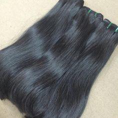 Double Drawn Virgin Human Hair