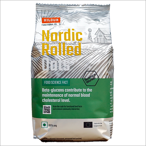 Nordic Rolled Oats 400 gm