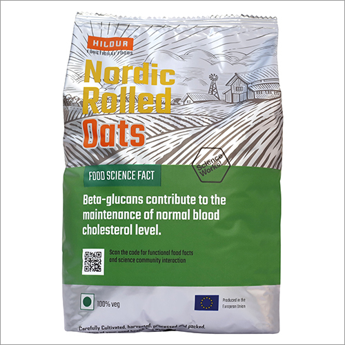 Nordic Rolled Oats 1 kg