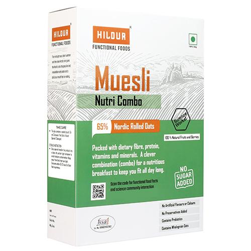 Muesli Nutri Nordic Rolled Oats
