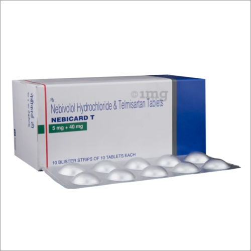 Nebivolal And Telmisartan Tablet