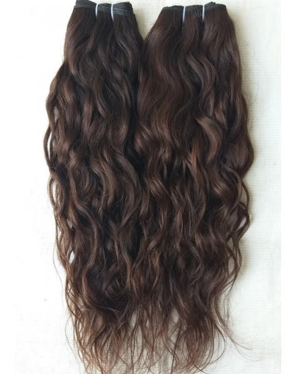 Virgin Deep Wave Indian Human Hair