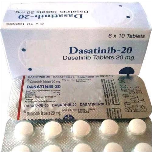 20mg Dasatinib Tablets