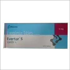 5mg Everolimus Tablets