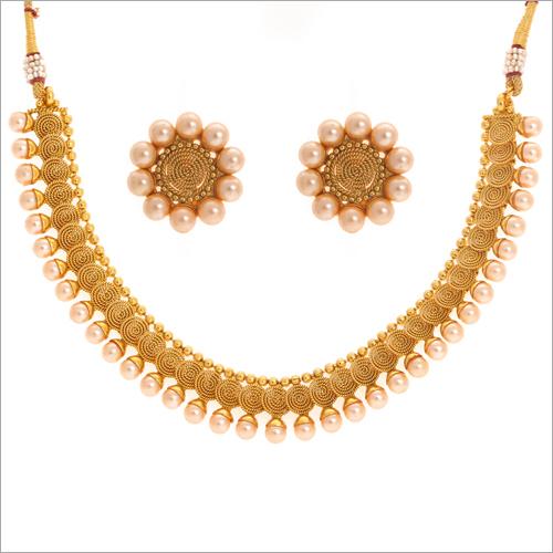 WST2033 Antique Necklace Set