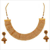 WST2078 Antique Necklace Set