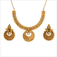WST2264 Antique Necklace Set