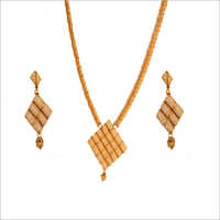WST2410 Antique Necklace Set