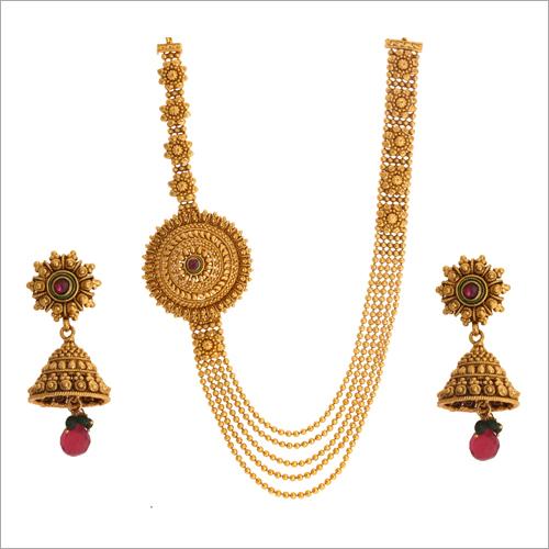WST2445V Antique Necklace Set