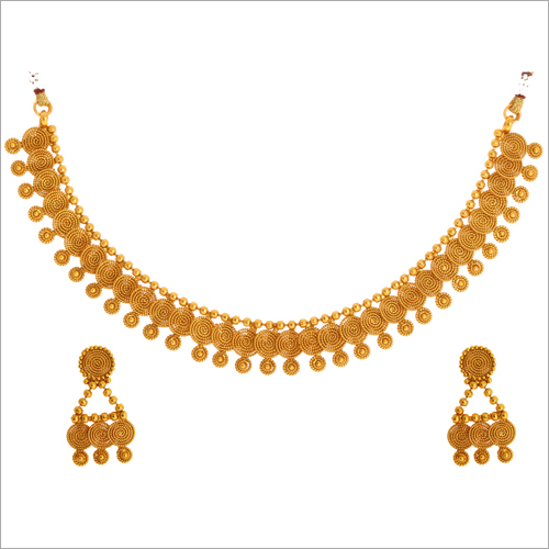 WST2627 Antique Necklace Set