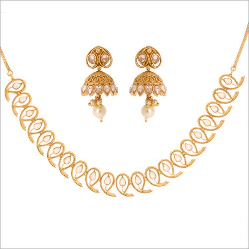 AD Antique Designer Necklace Set