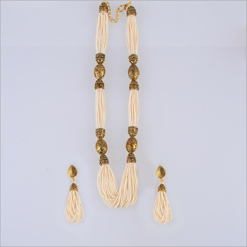 Beads Antique Necklace Set