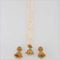 WST603 Beads Antique Necklace Set