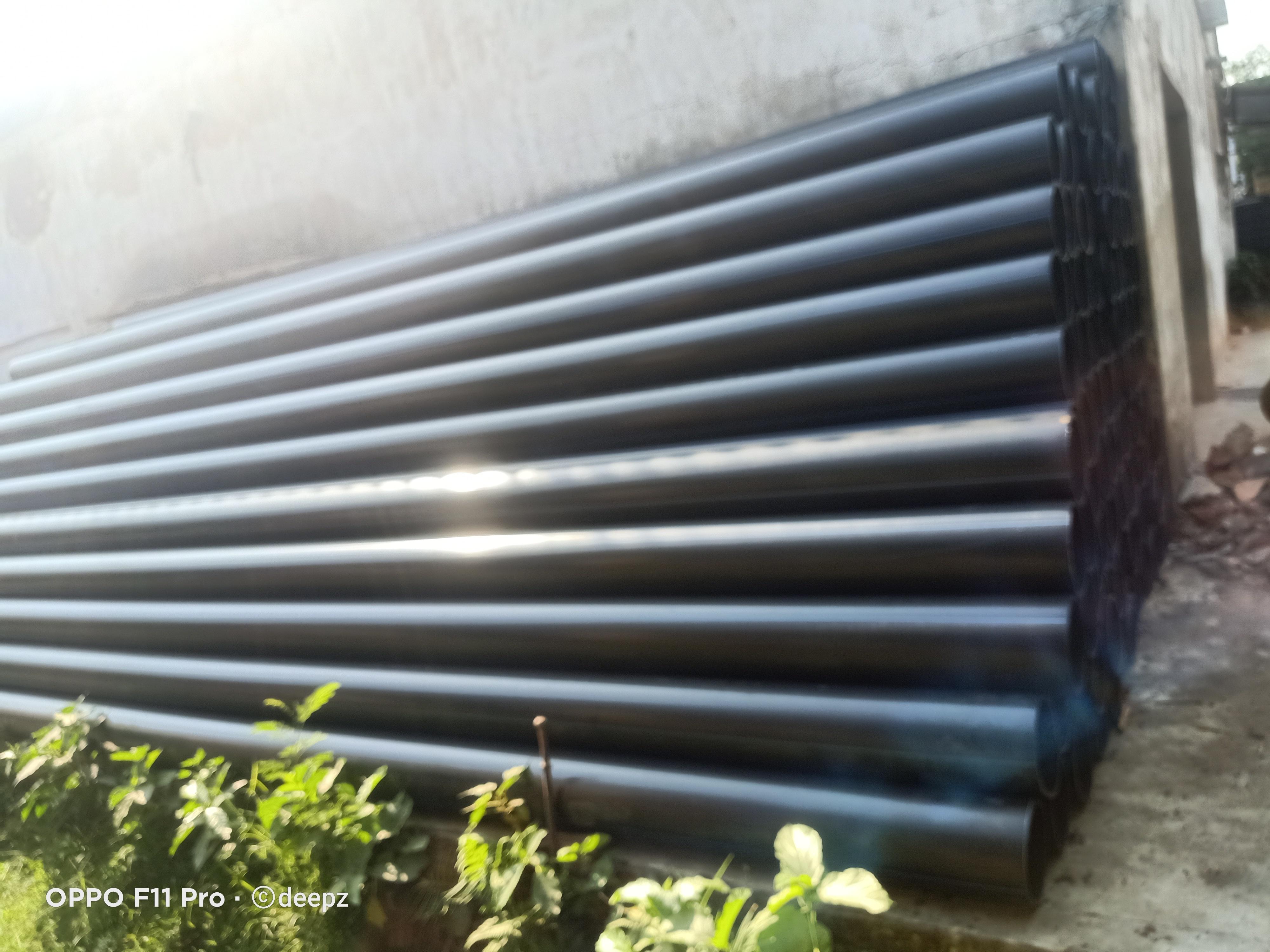 160 MM PE 80 PN 6 HDPE Pipe