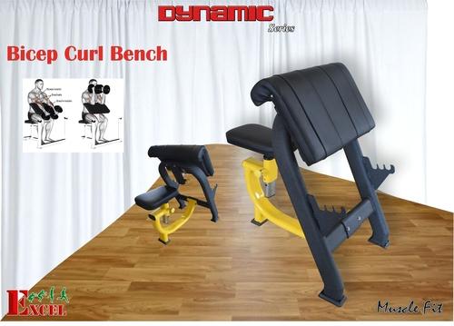 Bicep Curl Bench