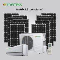 2.5 Ton Matrix Solar Air Conditioner