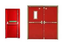 Automatic Fire Rated Doors
