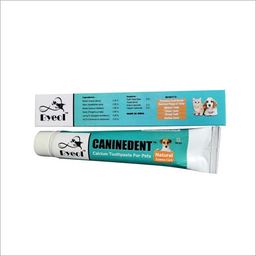 Herbal Pet Toothpaste