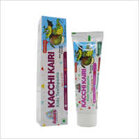 Kids Toothpaste Free From Fluoride