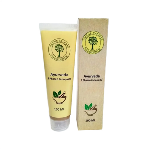Herbal Toothpaste Free