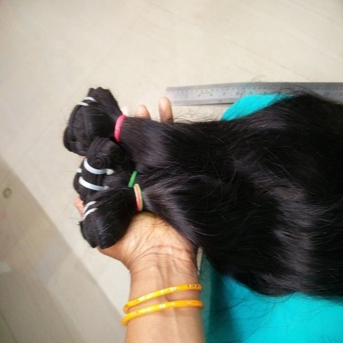 Indian Virgin Silky Smooth Hair