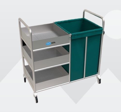 1065 Laundry Trolley For Hospitals