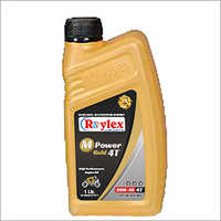 1 Ltr M Power Gold 4T Two Wheelers Engine Oil