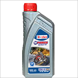 900ml M Power Active 4T Two Wheelers Engine Oil