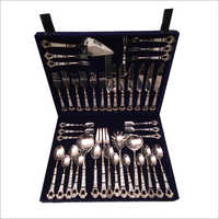 King Full Family Cutlery Set