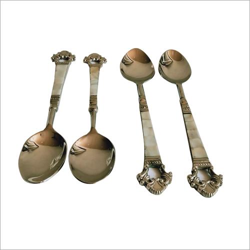 Faltware  Mop Crown Dinner Spoon S-4 Pcs