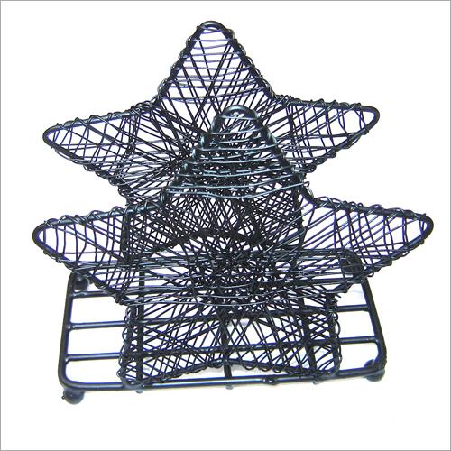 SE I 77 Dining Table Star Napkin Holder