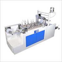 Gluing n Rewinding PVC Shrink Label Making Machine