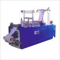 Print Roll to Registered Half Cut Machine