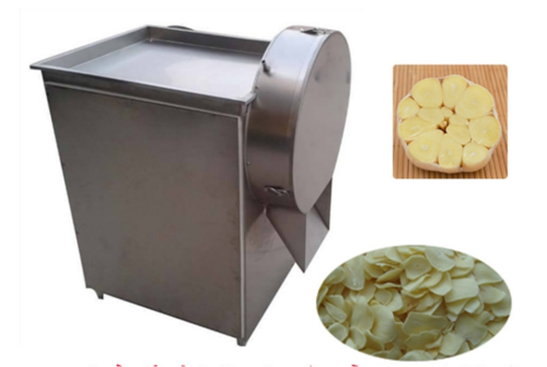 Ggs-200 Garlic Flake Slicing Machine