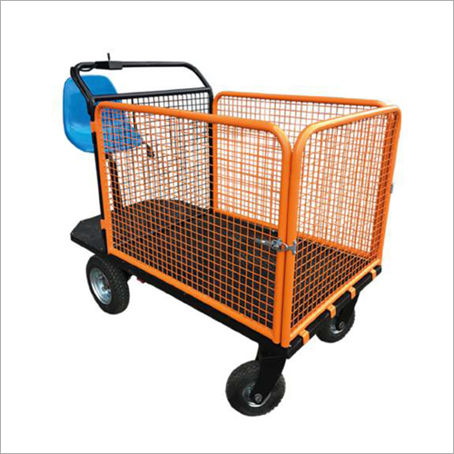 Battery Cargo Carrying Basket