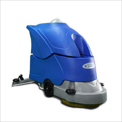 Battery Powered And Cabled Hard Floor Scrubber Dryer Machine