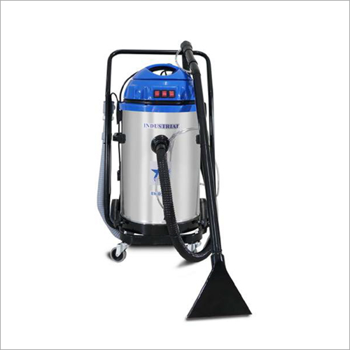 Industrial Type Vacuum Cleaners And Carpet Washers