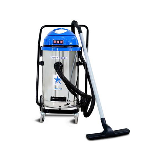 Industrial Type Vacuum Cleaners