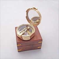 3 Inch Brunton Compass With Box