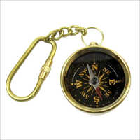 1.5 Inch Fancy Key Chain Compass