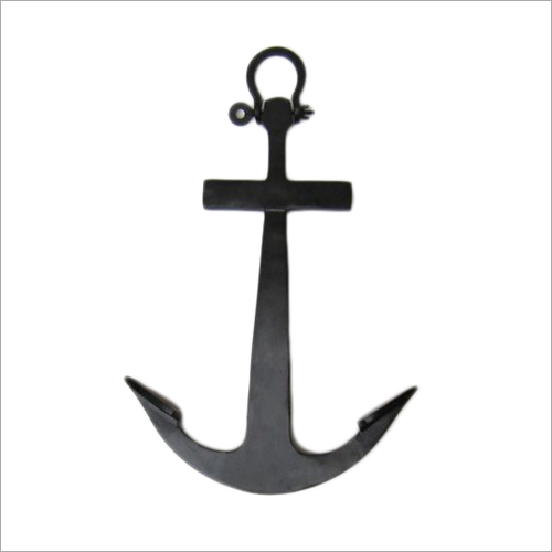 25 Inch Aluminium Anchor With Cross Bar