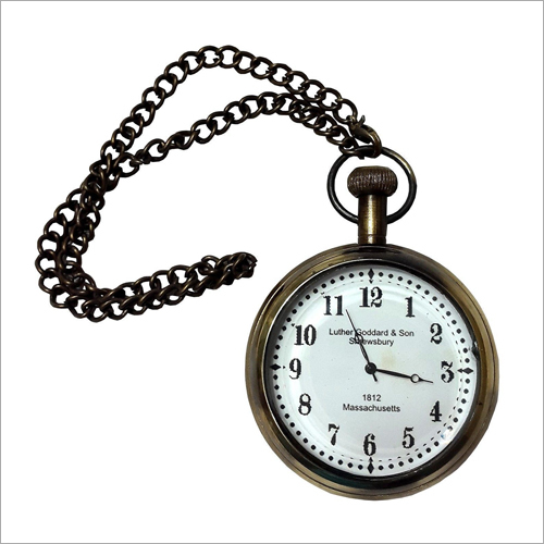 Antique Fancy Pocket Watch