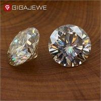 Brown Moissanite Diamond