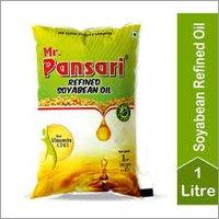 Pansari Soyabean Refined Oil
