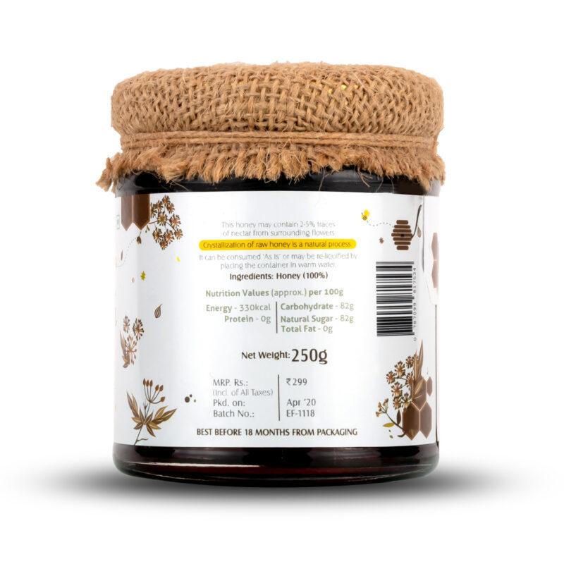 Natural Ajwain Honey - 250gram