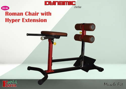 Roman Chair With Hyper Extension